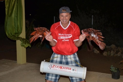 Lionfish ZooKeeper