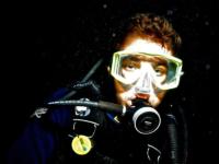 Scuba Diver in Bonaire
