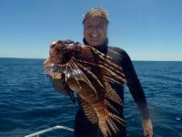 Lionfish Zookeeper