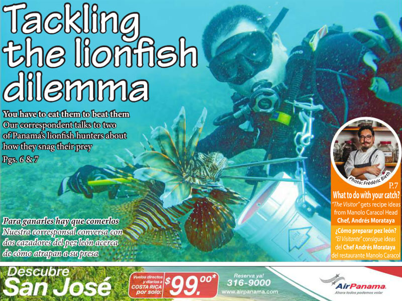 Lionfish Articles