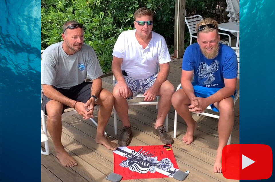 Pure Diving Aruba Owners