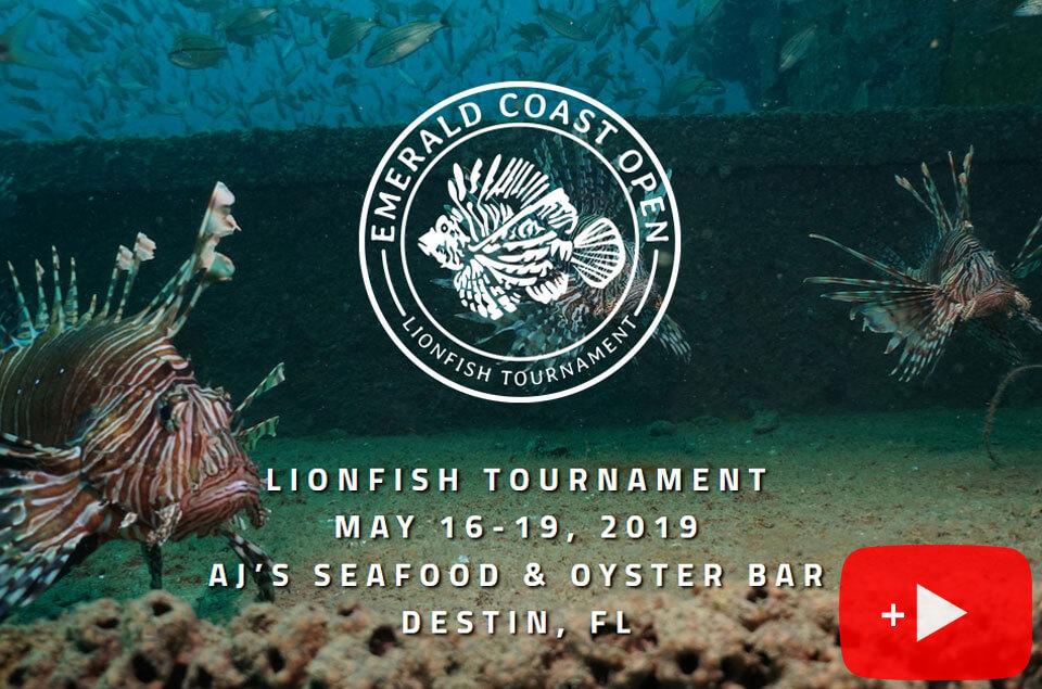 Emerald Coast Lionfish Tournament