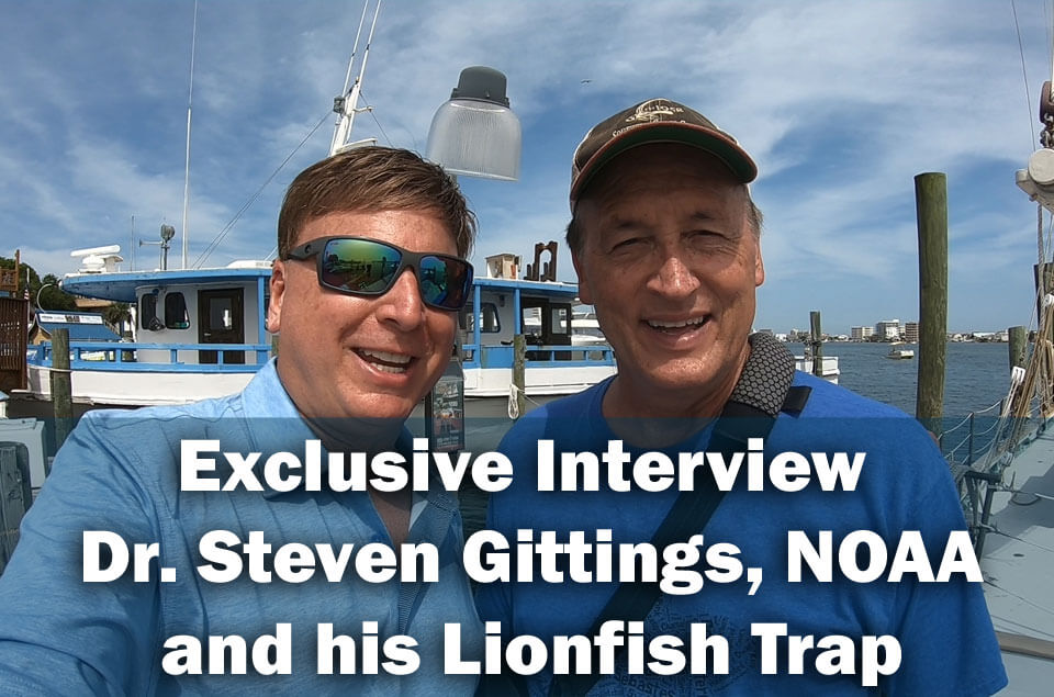 photo of Roger J. Muller, Jr and Dr. Steven Gittings