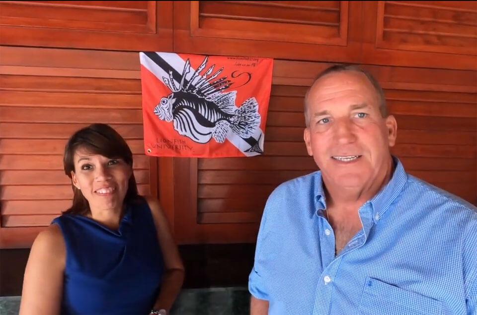 Aruba Lionfish Initiative