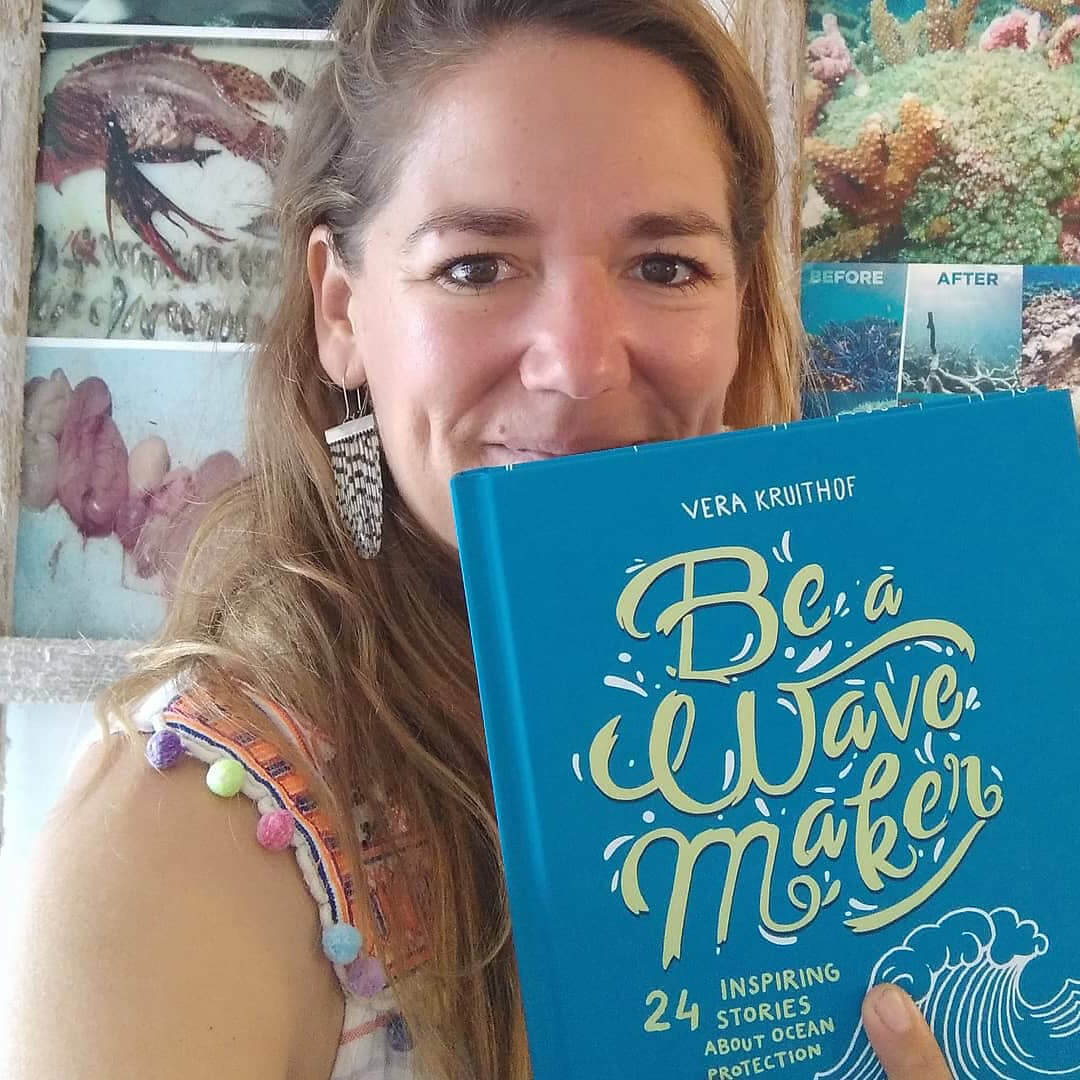 Be a Wave Maker book