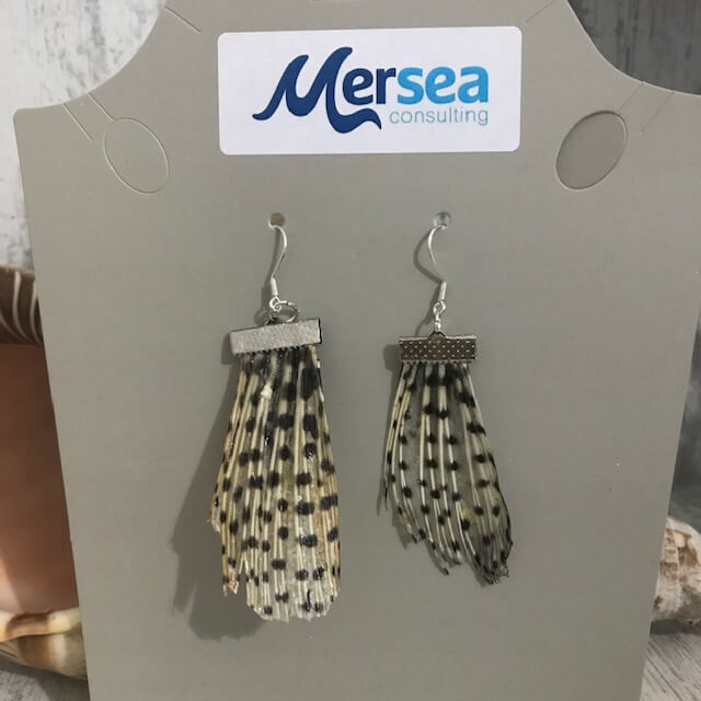 Mersea lionfish jewelry