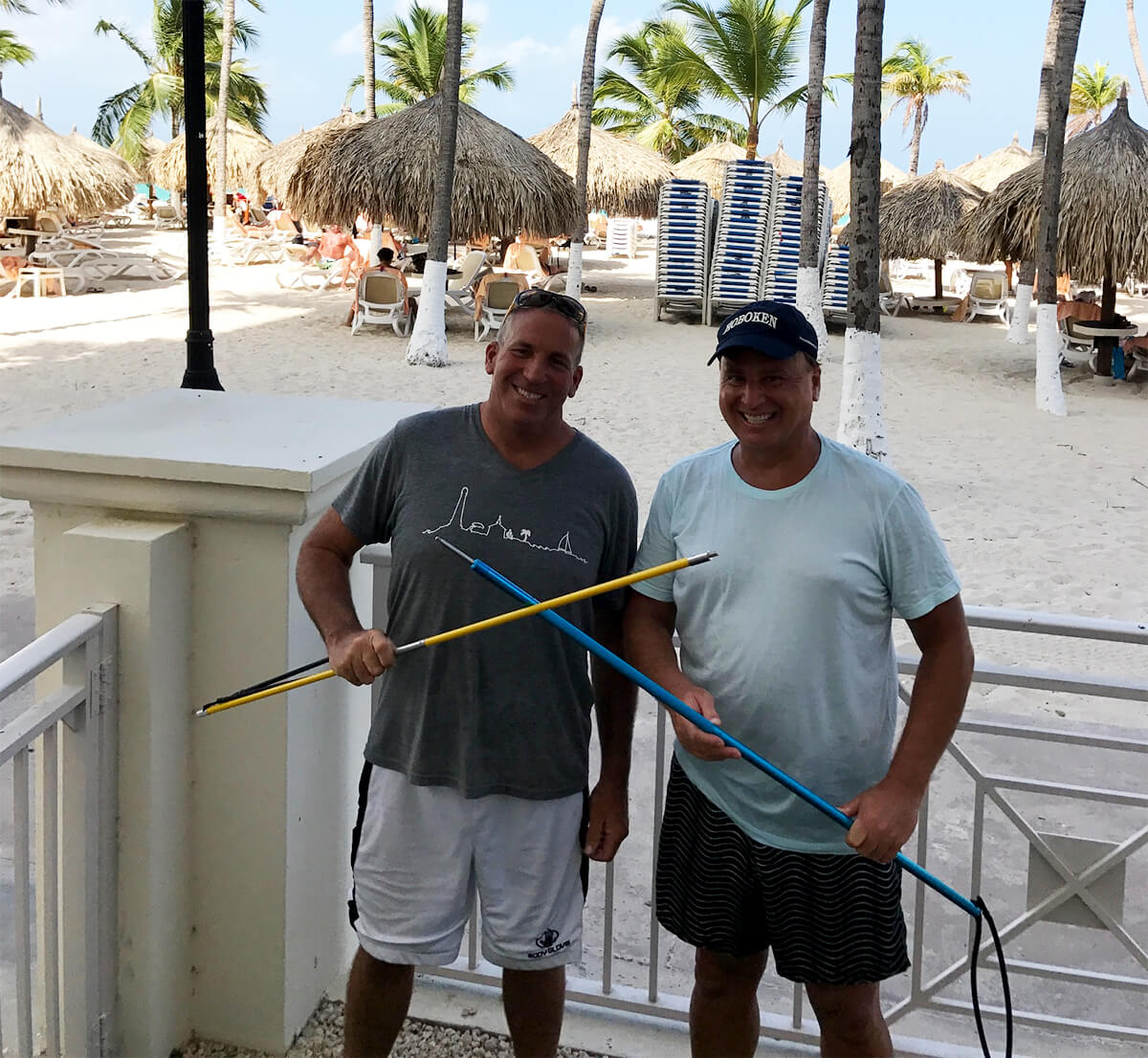 Ed Egan and Roger J. Muller, Jr.